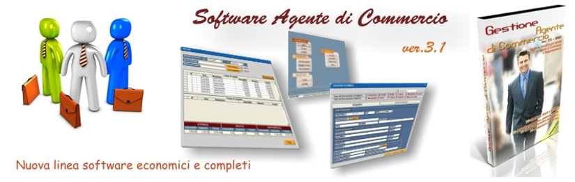 Software agenti di commercio