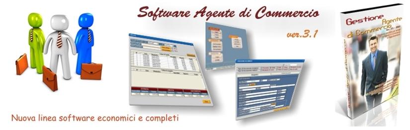 Software agenti di commercio