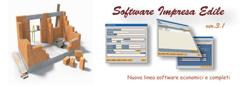 Software impresa edile