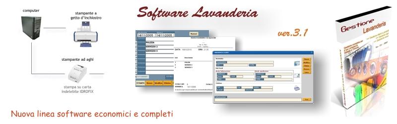 software lavanderia