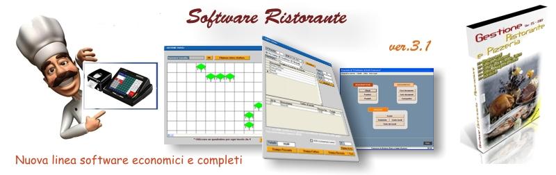 software ristoranti