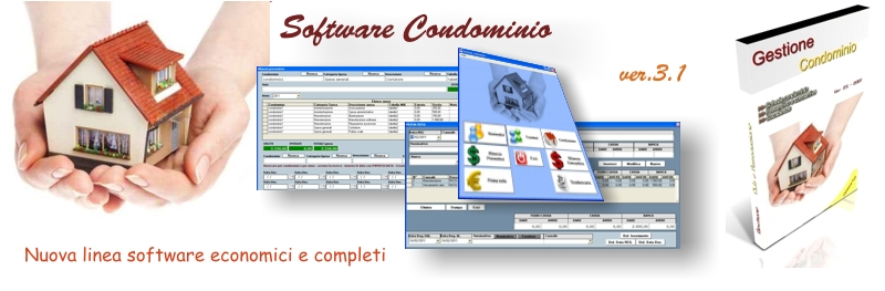 software gestione condominio