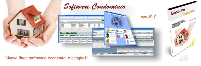 software gestione condominio