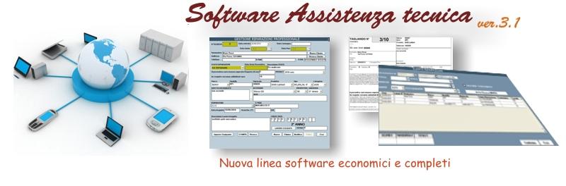 Software assistenza tecnica