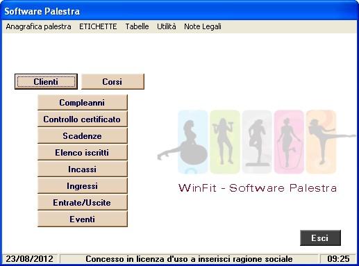 Software Società Sportive