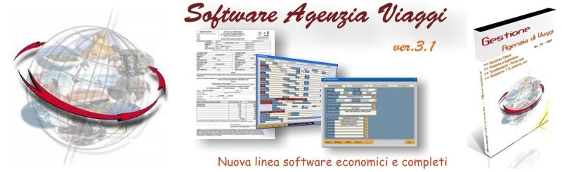 Software agenzia viaggi