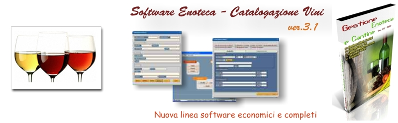Software enoteca