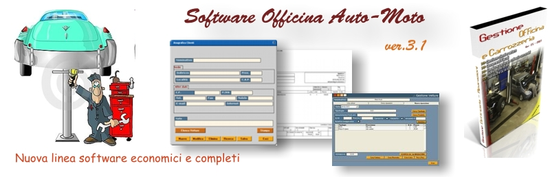Gestionale officina