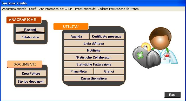 gestionale fisioterapia