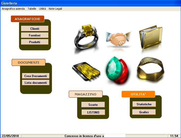 Software gioiellerie