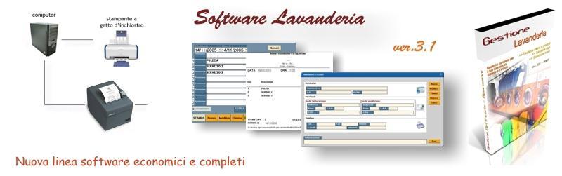 software lavanderia e sartoria