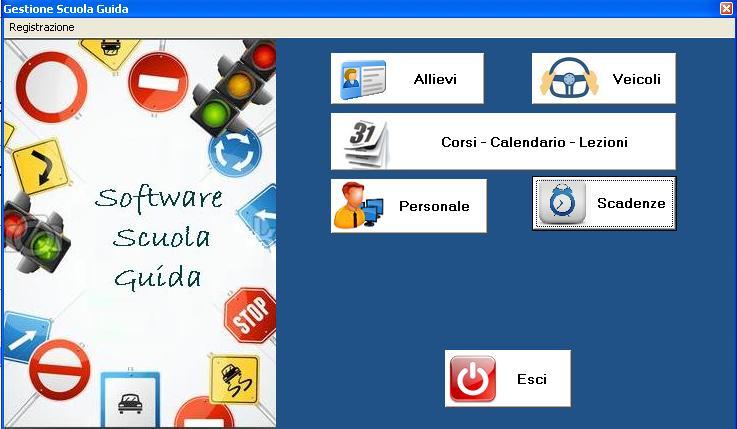 software scuola guida gestionale
