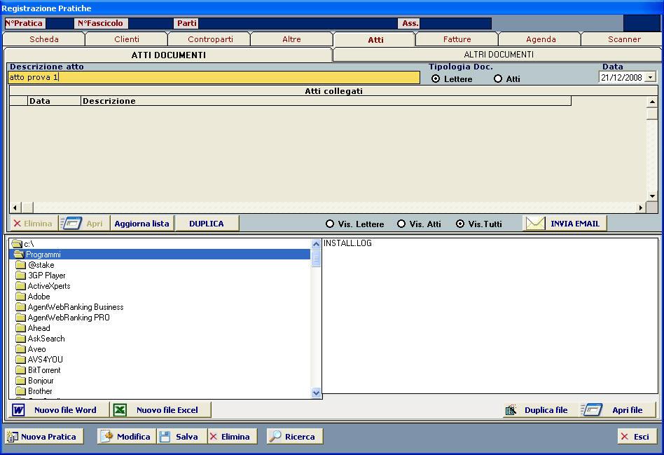 software per avvocati